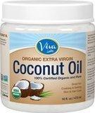 Viva Labs The Finest Organic Extra Virgin Coconut Oil