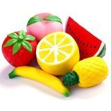 OPount 6-Piece Slow Rising Jumbo Fruit Squishies