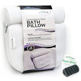 IndulgeME Luxurious bath pillow with added Konjac bath sponge.