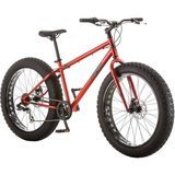 Mongoose Hitch Men's All-Terrain Fat Tire Bike