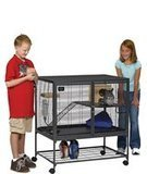MidWest Critter Nation Small Animal Cage with Stand