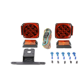 Maxx Haul Square Submersible Trailer Light Kit