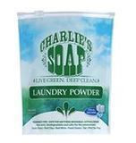 Charlie's Soap Fragrance-Free Powdered Laundry Detergent