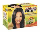 Africa's Best Dual Conditioning No-Lye Relaxer System Regular