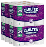 Quilted Northern Ultra Plush Toilet Paper, Pack of 48