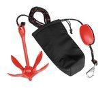 MarineNow Portable Folding Anchor Buoy Kit