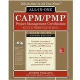 Joseph Phillips CAPM/PMP All-In-One Exam Guide, Kindle Edition, 3rd Edition; Hardcover, 4th Edition