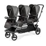 Peg Perego Triplette Piroet Stroller with Pop-Up Seats
