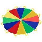 Sonyabecca 12-Foot Parachute for Kids