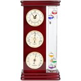 Wind & Weather Galileo Weather Station with Clock, Barometer and Thermometer